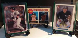 Aaron Judge 3 card rookie lot! NY YANKEES! for Sale in Delray Beach, FL