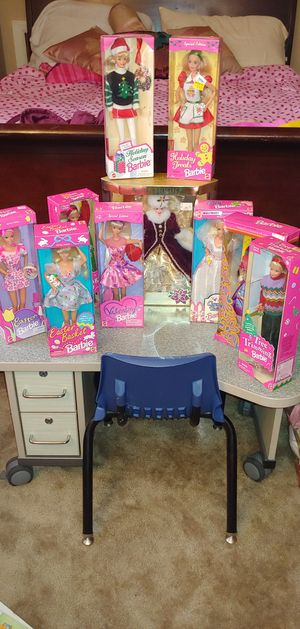 20+ year old barbies. 10 a piece or 80 for all for Sale in Pittsburgh, PA