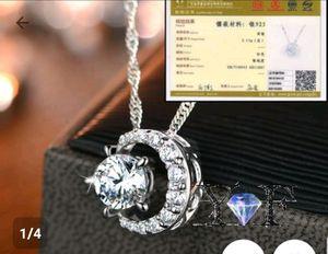1/2 moon necklace for Sale in Avondale, AZ