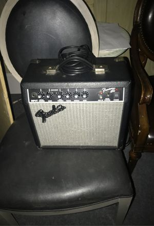 Fender 15 Amp for Sale in Mount Airy, MD