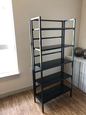 Black Metal Shelf for Sale in Portland, OR