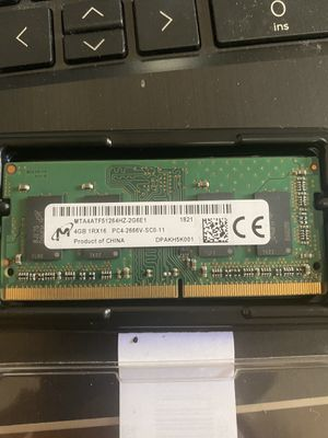 Micron 4GB PC4-2666V-SCO-11 for Sale in San Diego, CA