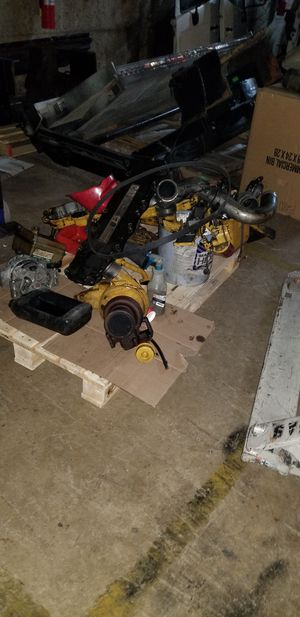 GMC c6500 and cat c7 parts for sale for Sale in Baltimore, MD