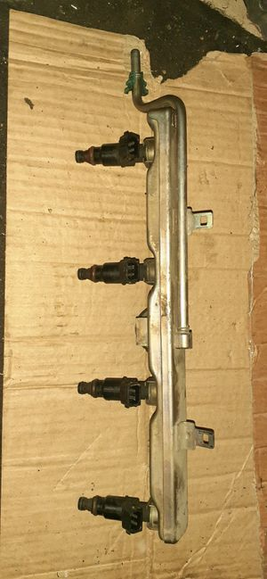 Acura RSX Type S OEM fuel rail and injectors for Sale in Phelan, CA
