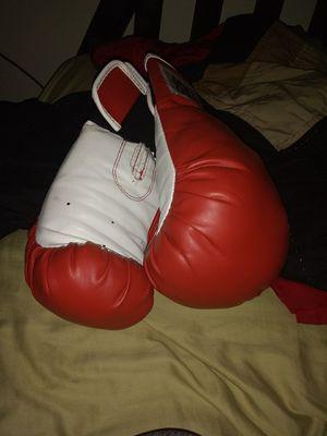 Red boxing gloves for Sale in Salt Lake City, UT