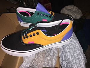 Vans New Era Size 9.0 Men - 10.5 Women Tidepool Colorway Brand New for Sale in Placentia, CA