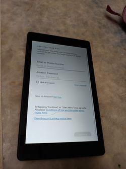 Amazon Fire 8th gen Tablet for Sale in Phoenix,  AZ