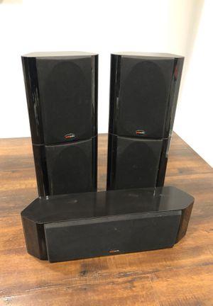 Polk Audio RM7600 Speaker Set for Sale in Chicago, IL