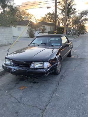 1988 mustang 5.0 foxbody for Sale in Long Beach, CA