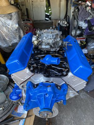 Chevy 305 motor newly rebuilt for Sale in Sacramento, CA