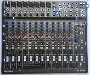 Alesis MultiMix 16ch FireWire for Sale in San Diego, CA