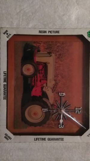 Tractor quartz clock for Sale in Long Beach, CA