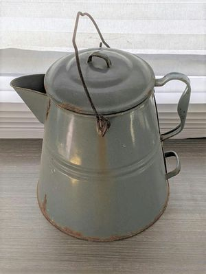 Vintage Coffee Kettle - No Longer Holds Water for Sale in Vista, CA