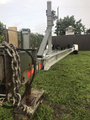 Boat trailer 34 ft for Sale in Hialeah, FL