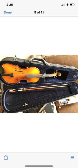 Carlo Robelli 3/4 Violin for Sale in Chandler, AZ
