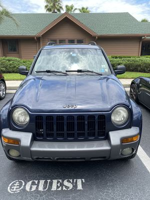 2004 JEEP LIBERTY LIMITED for Sale in Lutz, FL