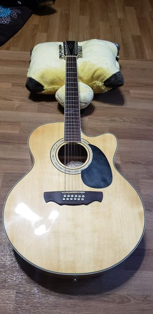 Alvarez Mod. AJ-60SC 12. Acustic Electric Guitar. for Sale in Albuquerque, NM