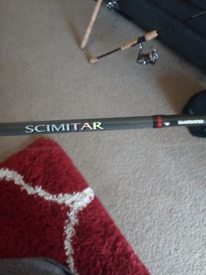 Shimano rod for Sale in Citrus Heights, CA
