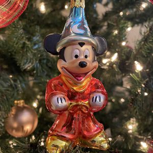 Mickey Mouse Glass Blown Ornaments for Sale in Tacoma, WA