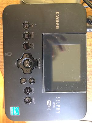 Canon photo printer for Sale in Lewiston, NY