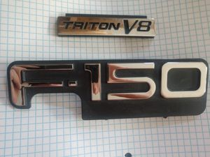 Emblem ,Ford truck f150 only 1 set for Sale for sale  Summerville, SC