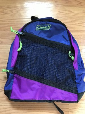 Kids Coleman backpack for Sale in Lakewood, CO