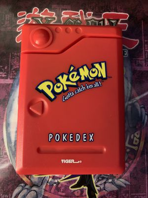Rare 1999 Pokemon Pokedex Working Like New! for Sale in Anaheim, CA