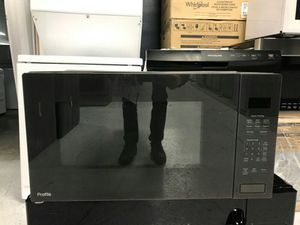 Black Stainless Microwave for Sale in St. Louis, MO