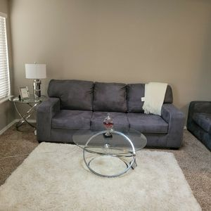 Sofa And Love Seat, Very Clean Barely Used In Perfect Condition for Sale in Tacoma, WA