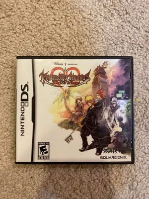 Kingdom hearts 358/2 days for Nintendo 3DS for Sale in Olney, MD