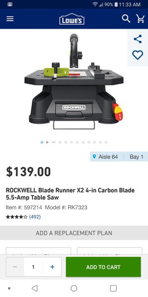 Rockwell saw for Sale in Lake Elsinore, CA