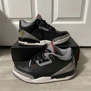 "Air Jordan 3 ""Black Cement"" for Sale in Bellevue, WA"