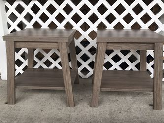 TWO MATCHING END TABLES for Sale in Vancouver,  WA