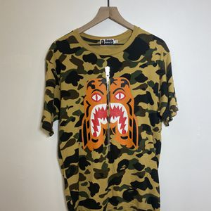 Bape Camo T Shirt Size Large for Sale in Fort Lauderdale, FL