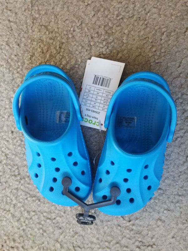 Crocs Ocean roomy fit