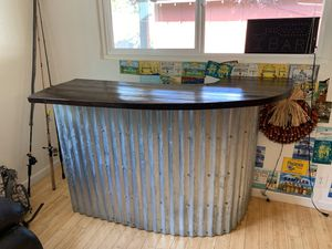 Custom wooden bar for Sale in Chico, CA