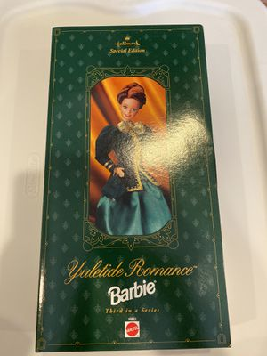 Barbie Yuletide Romance Hallmark Special Edition for Sale in Torrance, CA