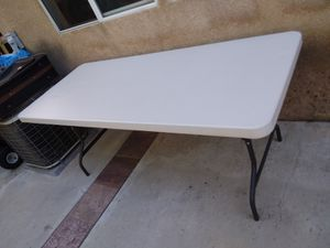 Table like new firm $50 for Sale in Irvine, CA
