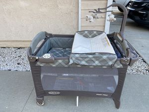 Graco Pack N Play with changing table for Sale in Chino Hills, CA
