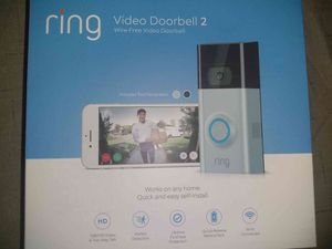 Ring video door bell 2 for Sale in Riverside, CA