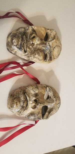 Masquerade masks for Sale in MONTGMRY, IL