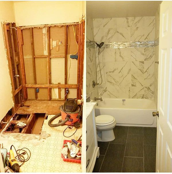 Paint , Drywall & Tile