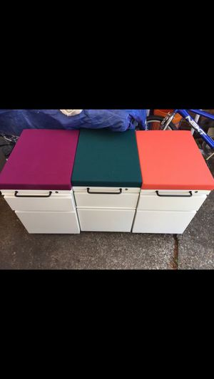 Office / File Cabinets for Sale in Kent, WA