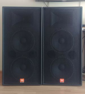 JBL SRX-4733. PAIR for Sale in Los Angeles, CA