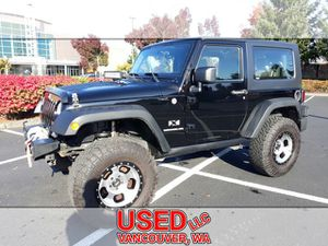 2009 Jeep Wrangler for Sale in Vancouver, WA