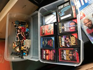 Star Trek collection for Sale in Spring Valley, CA