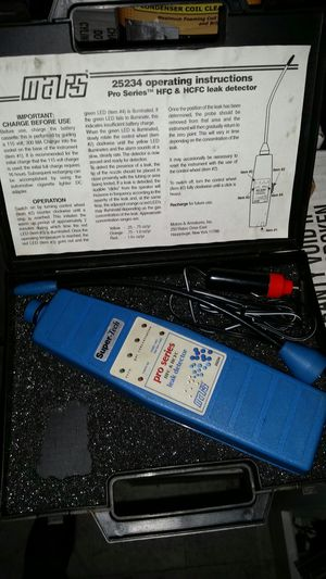 Electronic Leak detector for Sale in Bronx, NY