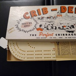 The Perfect Cribbage Board for Sale in Silver Springs, FL