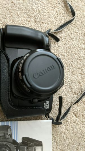 Canon camera EOS 650. FILM for Sale in Livermore, CA