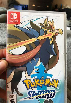 Pokemon Sword for Sale in Dallas, TX